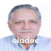 Top Orthopedic Surgeons in North Nazimabad, Karachi - Dr. Saleem Asghar