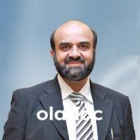 Top eye surgeon in Lahore - Associate Professor Zia ul Mazhry