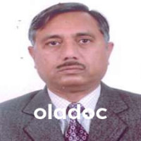 Top Ent Specialists in Lahore - Prof. Dr. Shaukat Ali Khan