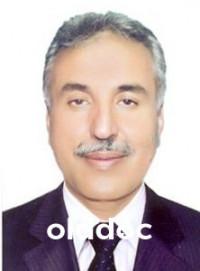 Dr. M.Ilyas Khan (Pediatrician) -  Shaukat Khanum Memorial Cancer Hospital & Research Centre (Johar Town, Lahore)