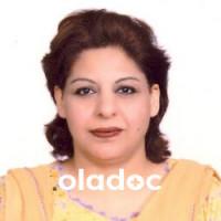 Prof. Dr. Sabrina Suhail Pal (Dermatologist, Cosmetologist) Lahore