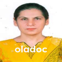 Dr. Naima Zamir (Pediatric Surgeon) Karachi