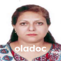 Top gynecologist in Karachi - Dr. Talat Parveen