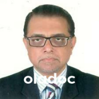 Top Doctor for Ovarian Cancer in Karachi - Dr. Mohammad Shakeel Amanullah