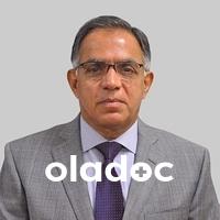 Maj. Gen(R) Prof. Dr. Jawad Khaliq Ansari (Consultant Physician, Pulmonologist, Internal Medicine Specialist) Islamabad