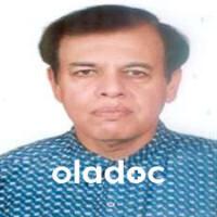 Top eye specialist in Karachi - Dr. Syed Irshad Haider
