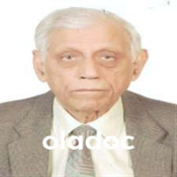 Dr. Mukhtar A. Dodhy (Consultant Physician) Lahore