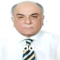 Top eye surgeon in Karachi - Dr. M. H. Shahzad