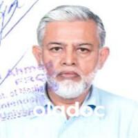 Dr. Syed Iftikhar Haider (Gastroenterologist) Karachi