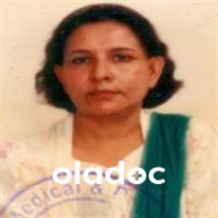 Dr. Zeenat Isani (Pediatrician) Karachi