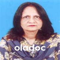 Prof.Dr. Sadiqa Aftab Jafri (Anesthesiologist) Karachi