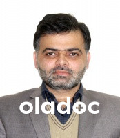 Top Doctor for Genetic Testing in Peshawar - Dr. Shahid Iqbal