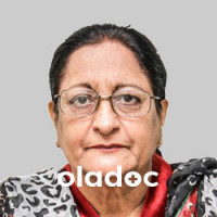 Top Doctor for Menstruation Problems in Peshawar - Prof. Dr. Saeeda Majeed