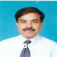 Top Doctor for Lung Lymphoma in Islamabad - Dr. M. Saeed Khan