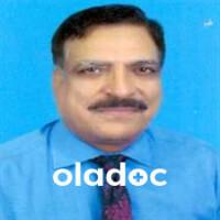 Prof. Dr. Abdul Majid Rana (Urologist) Karachi