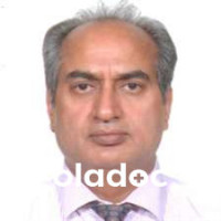 Top Doctor for Diagnostic Ophthalmology in Islamabad - Dr. Ashok Kumar