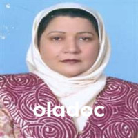 Top Gynecologists in Shadman, Lahore - Dr. Shaista Rahim