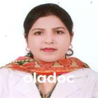 Dr. Afsheen Saeed Khan (Dentist) -  South City Hospital (Clifton, Karachi)
