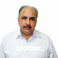 Top Pediatricians in Islamabad - Maj. (R.) Dr. Abdul Hamid Paracha