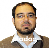 Top Doctor for Diabetic Foot in Islamabad - Dr. Burhan Ul Haq