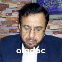 Prof. Dr. Muhammad Siddiq (Addiction Specialist, Psychologist, Sexologist) Karachi