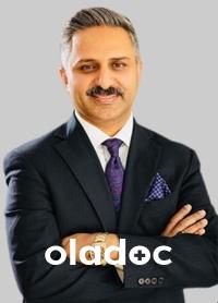 Prof. Dr. Shafiq Cheema (Nephrologist, Internal Medicine Specialist, Hypertension Specialist) Lahore