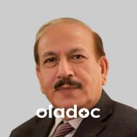 Prof. Dr.  Aizaz Mand Ahmad (Nephrologist) Lahore