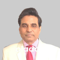 Prof. Dr. Muhammad Nazir (Urologist, Male Sexual Health Specialist, Kidney Transplant Surgeon) Lahore