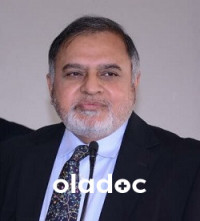 Dr. Muhammad Suhail Arif (Orthopedician, Orthopedic Surgeon, Orthopedic Trauma) Lahore