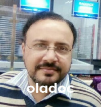 Dr. Masroor Hussain Naqvi (Physiotherapist) Lahore