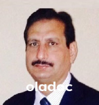 Dr. Abdullah Farooq Khan (Orthopedic Surgeon) Lahore