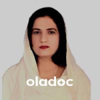 Prof. Dr. Sobia Malik (Dentist) Lahore
