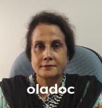 Top skin specialist in Karachi - Dr. Shahida Aftab