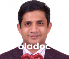 Top Doctor for Dysphagia in Karachi - Dr. Talha Ahmed Qureshi