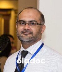 Prof. Dr. Hasnain Sakrani (Dentist, Orthodontist) Karachi
