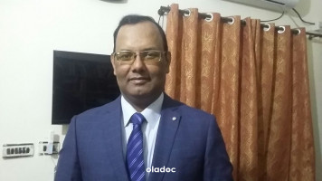 Dr. Khalid Javed (Radiologist) Lahore