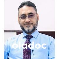 Top Doctor for Nasal Injuries in Hamdard University, Karachi - Dr. Muhammad Shahid Faizani