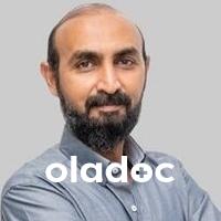 Top orthopedic surgeon in Karachi - Dr.  Nauman Hussain Rajput