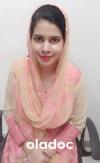 Ms. Bazal Bukhari (Physiotherapist) Lahore
