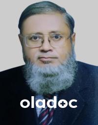 Top psychiatrist in Karachi - Dr. Syed Azhar Ali