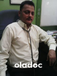 Top Doctor for Ankylosing Spondylitis in Karachi - Dr.  Syed Ahmed Mustafa