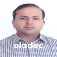 Dr. Muhammad Usama Arshad (Eye Specialist) Islamabad