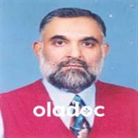 Dr. Shahid Rasul (Oncologist) Rawalpindi