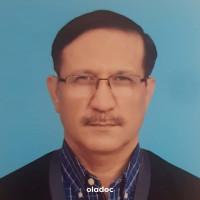 Col. (R) Prof. Dr. M. Asghar Ali (General Surgeon, Laparoscopic Surgeon) Lahore
