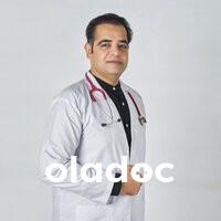 Assoc. Prof. Dr. Hassan Suleman Malik (Pediatrician, Pediatric Gastroenterologist) Lahore
