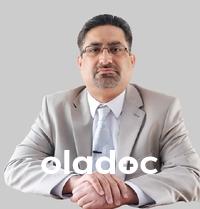 Dr. A. Sajjad Siddiqui (Psychiatrist) Multan