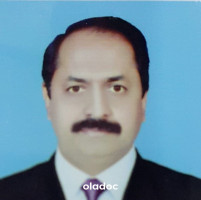 Assist. Prof. Zafar Iqbal Malik (General Surgeon, Thyroid Surgeon, Laparoscopic Surgeon) Multan