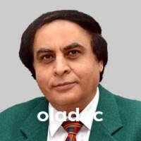 Dr. Khalid Jamil Akhtar (Neurologist, Rehablitation Specialist) Lahore