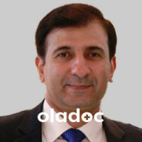Top Doctors in Islamabad - Lt. Col. (R) Dr. Shahzad Saeed