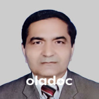 Top Doctor for Laryngoscopy in Lahore - Prof. Dr. Muhammad Riaz Chaudhary